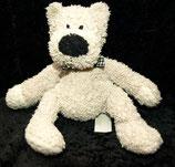 HEIMESS Hund / Teddy Beanie Frottee mit Schleife