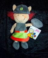 "HEUNEC / Mila Design Puppe "" Ole der Wikinger "" NEU"