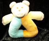 NUK Rassel / Greifling als Bär / Teddy