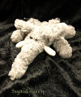 SIGIKID Kuscheltier Sweety Elefant 36533   wie NEU