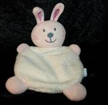 Babydream / ROSSMANN Schmusetuch Hase rosa/weiß