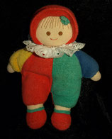 Sterntaler Puppe / Junge / Wichtel / Rasselpuppe 22 cm
