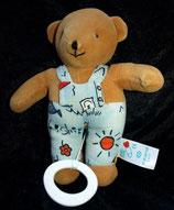 Nicotoy / Baby Club Spieluhr Bär / Teddy Latzhose