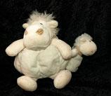 KIK pummeliges Schaf mit Baby Fingerpuppe