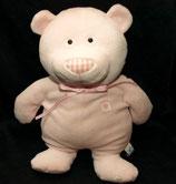 Die SPIEGELBURG Baby Glück Teddy / Bär rosa