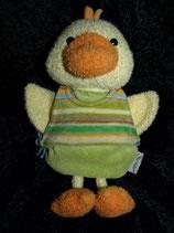 Sterntaler Schmusetier Ente / Vogel  Frottee  / Nicki Emily