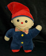 Sterntaler Spieluhr Puppe / Clown / Wichtel blau