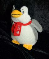 KEHL /  Sparkasse  LZO Pinguin mit Schal  Plüsch