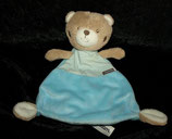 Babydream / ROSSMANN Schmusetuch Bär / Teddy blau