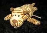 NICI Tiger Wild Friends liegend  46  cm