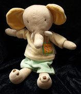 Moulin Roty Elefant mit Hose & Pullover