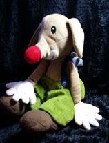KEA Klappar Cirkus Clown Hund mit Maus TOP