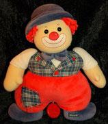 Sterntaler Spieluhr als Clown / Junge