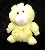 Knautschi / Puffalump  Teddy / Bär / Maus  gelb