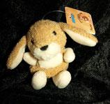 NICI Hase Puschel Bunny Rabbit Kaninchen Dchlüsselanhänger NEU