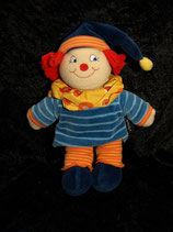 Sterntaler Schmusetier Clown CLEMENS
