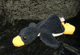 Die SPIEGELBURG Plüschtier als Pinguin