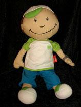 Sigikid DATEV Puppe Junge 40 cm