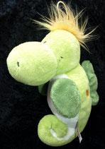 NICI Seeworld Seepferdchen grün 24 cm