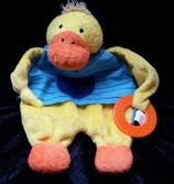Ravensburger Schmusetuch Ente Emil mit Beißring