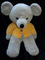 XToys Kuscheltier Maus gelbe Jacke