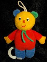 NUK Spieluhr  Bär / Teddy Vintage  **RAR**