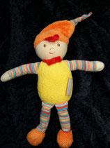 Sterntaler Puppe / Junge / Wichtel / Däumling 17 cm