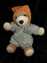 Sterntaler Spielfigur mit Rassel Bär / Teddy BENNY 24 cm