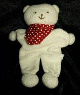 Organic Cotton People  Stoff Katze Bär Teddy  Schmusetuch  Frottee Halstuch