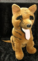 Kommissar Rex Schäferhund SAT1 / Heunec 30 cm