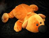 RUMPLE Teddy / Maus / Bär / Teddybär / Teddybear braun Nicki