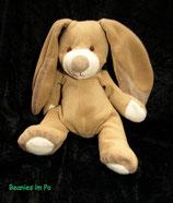 Hase / Rabbit / Bunny  Schlenker sitzend Beanie