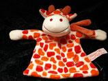 TIAMO Schmusetuch Giraffe