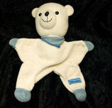 Sterntaler Schmusetuch Bär / Teddy Frottee