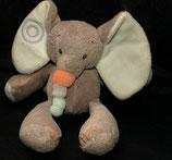 NATTOU / Thermoscan Rassel / Greifling Elefant