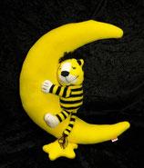 NUK / Janosch Spieluhr Tiger auf Mond