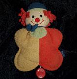 Sterntaler Spieluhr Clown / Wichtel / Puppe Frottee