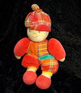 Sterntaler Puppe Junge mit Mütze