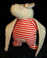 "SIGIKID "" My first Sigikid "" 17 cm Hund / Teddy "" Flügel """
