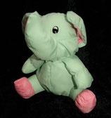 Knautschi / Puffalump  kleiner sitzender Elefant