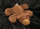 HEUNEC liegender Bär / Teddy Braunbär Beanie