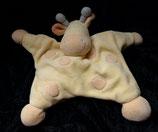 Jollybay / Jollymex Schmusetier / Schmusetuch Giraffe von 2003