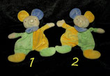 Paradise Toys Schmusetuch  Maus
