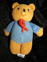 NUK Bär / Teddy blau / braun aus Nicki Vintage