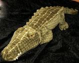 Ikea Stofftier Krokodil Härskare ca. 70 cm