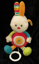 Paradise Toys /  Topolino Spieluhr  Hase  ♪♫ Somewhere over the Rainbow ♫♪