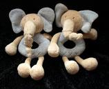 FEHN  Rassel / Greifling Elefant