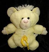 Knautschi / Puffalump  Teddy / Bär gelb