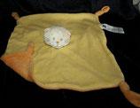 Dormia /  Aldi    Schmusetuch  Katze orange