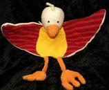 Sterntaler Schmusetuch Ente  / Vogel  / Huhn